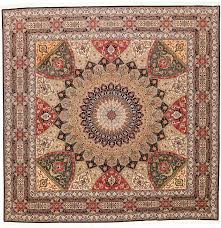 square 10 gonbad tabriz persian rug dome design gombad tabriz persian carpet