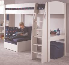 Scallywags Bedroom Furniture Highsleepers With Chair Beds From Rainbow Wood
