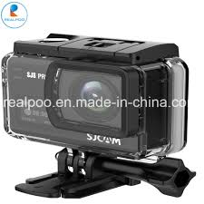 <b>RP</b>-Sj8 PRO OLED Real 4K 60fps Water Resistant <b>Action Camera</b>