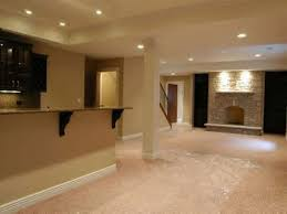 Fresh Ideas Paint Finished Basement Floor Plans  Inspiring - Finish basement walls without drywall