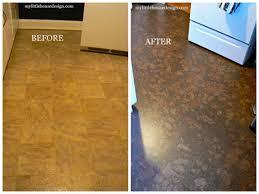 texas installing cork flooring in kitchen
