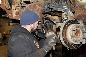 ultimate axle for your gm or dodge diesel world he then unbolts the inner cv joint from the differential and removes the complete