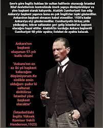 Sinan Meydan - Ankara'nın başkent oluşunun 97.yılı kutlu...   Fac