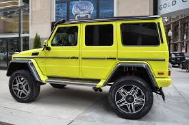 Luxury vehicles include all models from dedicated luxury brands plus luxurious models selected by our editors. 2017 Mercedes Benz G Class G550 4x4 Squared Stock 75912 For Sale Near Chicago Il Il Mercedes Benz Dealer