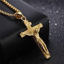inri crucifix pendant cross