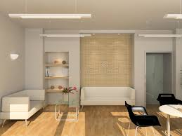 modern interior office stock. Download 3D Render Modern Interior Of Office Stock Illustration - Corporation, Fashionable: O