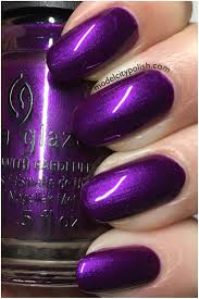 25+ beautiful Purple nails ideas on Pinterest | Purple nails with ...