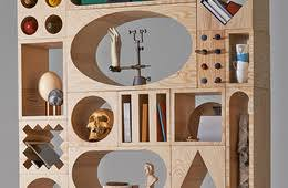 Furniture Design  3 years ago Furniture Design: Kyuhyung Cho and Erik  Olovsson just reinvented the humble shelving unit ...