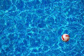 pool water with beach ball. Download Beach Ball Floating In Swimming Pool Stock Image - Of Colorful, Mosaic: Water With C