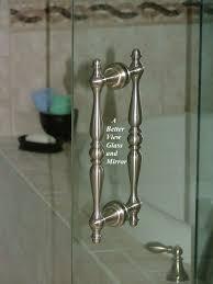 order luxury shower door hardware for your custom frameless glass shower