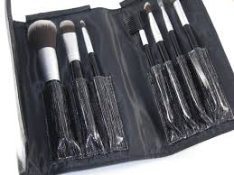 sephora luxe anti bacterial brush collection