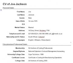 how to write a simple resume sample resumes example resumes with proper formatting resume