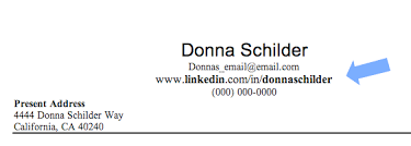 Add Your Linkedin Profile Url To Your Resume And E-Mail Signature ...