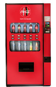 New Coca Cola Vending Machine Inspiration RVV48 Coke Vending