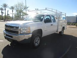 Truck chevy 2500hd trucks : USED 2012 CHEVROLET SILVERADO 2500HD SERVICE - UTILITY TRUCK FOR ...