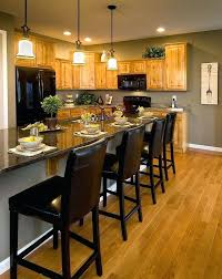 kitchen wall color with oak cabinets grey kitchen with oak cabinets best color found yet with