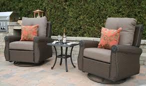 Small Aluminum Patio Furniture Sets