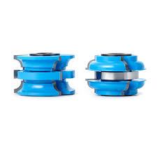 Stile & Rail Shaper Cutter Sets for 2-1/8