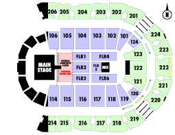 Spokane Arena Hockey Seating Chart Luke Combs Ticketswest