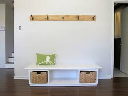 Diy Coat Rack Bench DIY Coat Rack Bench 24