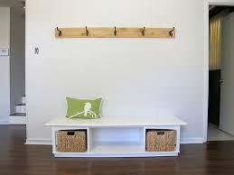 Building A Coat Rack Bench DIY Coat Rack Bench 31