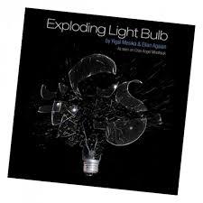 Criss Angel Light Bulb Trick Exploding Light Bulb By Yigal Mesika Magic Trick