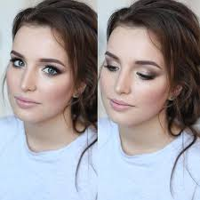 love this soft smokey eye beautiful soft bridal makeup