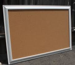 extra large cork board. Brilliant Large Extra Large Framed CORK BOARD Bulletin Board U0026 By LuxuryHouseNYC With Cork N