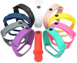 GinCoband 10PCS Sport Bands Replacement for Xiaomi Mi Band 4 and Xiaomi Mi  Band 3 Smart Bracelet (10-PACK) : Electronics - Amazon.com