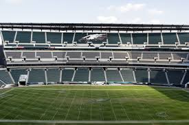 The philadelphia eagles and carolina panthers have played just 8 times since the panthers joined the nfl. Lincoln Financial Philadelphia Eagles Stadium Photo Gallery Nanawall