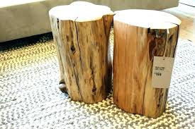 cypress slab coffee table gorgeous wood slice tree round kitchen ideas 2019