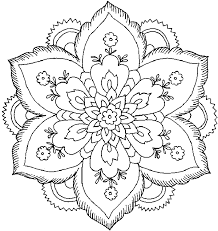 Difficult Christmas Coloring Pages For Adults Color Bros