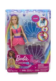 <b>Barbie</b>® <b>Русалочка</b> со слаймом: цвет Цвет, 1999 ₽, артикул ...