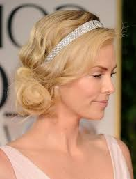 Headband Hair Style prom hairstyles with headband easy everyday headband hairstyles 3225 by wearticles.com