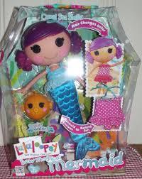 Lalaloopsy Bedroom Lalaloopsy Sew Magical Mermaid Doll Coral Sea Shells Review