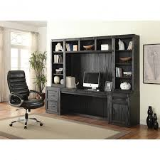 office wall unit. parker house hudson 6 piece home office wall unit ph-hud915_hud905h_hud920
