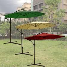 Garden & Outdoor Umbrella Stand Side Table