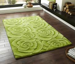 contemporary wool rugs green modern comfy with regard to 16