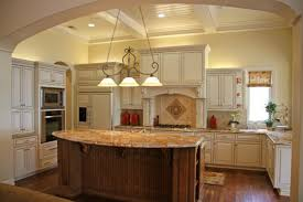 above cabinet lighting. Grand Kitchen With Warm Above Cabinet Lighting