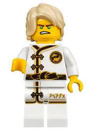 LEGO ninjago™ Minifiguren Lloyd Weiß Kimono Outfit Von Set 10739