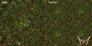 dirt grass texture seamless. Hand Painted Tiling Grass Texture Mk1 By Amehroke Dirt Seamless