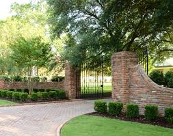 driveway brick entrance designs - Yahoo! Search Results