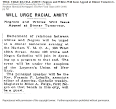 essay on harlem renaissance the harlem renaissance and race  the harlem renaissance and race relations themodernismproject a short article appearing in a 1936 publishing in