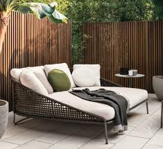 patio outdoor furnitures small patio furniture a large of chair with thick seat pads with