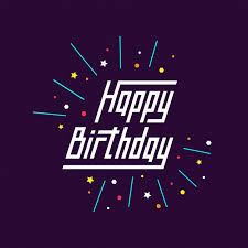 happy birthday design happy birthday background vector free download
