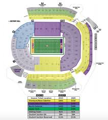Lsu Approves Changes To Football Baseball Ticket Prices