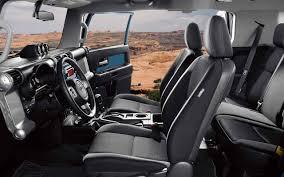 2017 Toyota FJ Cruiser Interior Seat Pictures.jpg (1280×800 ...