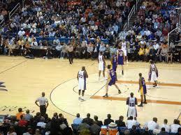 Phoenix Suns Seating Chart Us Airways Phoenix Suns Lower Seats Sunsseatingchart