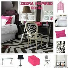 Pink Zebra Bedroom Zebra Print Bedroom Decorating Ideas Zebra Bedroom Decor