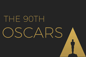 Image result for 90th academy awards